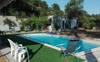 HOUSE WITH SWIMMING POOL 5 KM FROM LLORET DE MAR